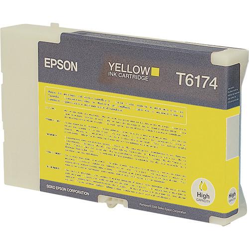 Epson B-510DN Yellow Cartridge - High Yield