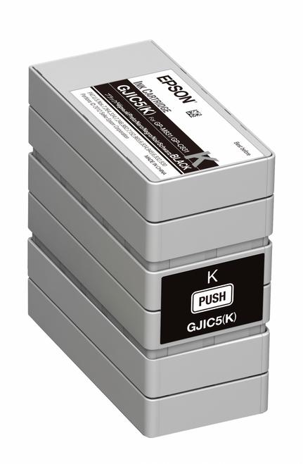 Epson GP-C381 Black Pigment Ink Cartridge|GJIC5