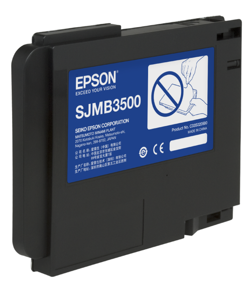Epson TM-C3500 Maintenance box|SJMB3500
