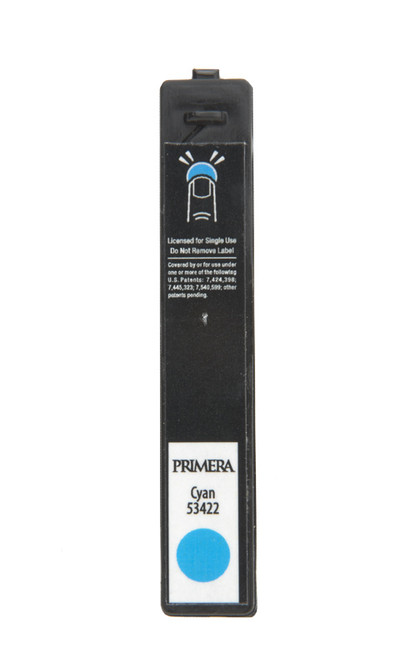 Primera LX900 Dye Cyan Ink Cartridge, High-Yield - 53422 (53422)