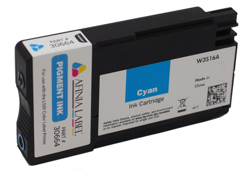 Afinia L501 Cyan Pigment Ink Cartridge