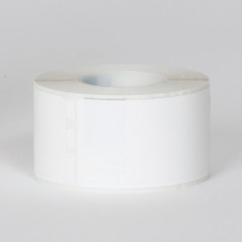 Seiko SLP620/650 1.125 x 3.5 White Address Inkjet Labels SLP-1RL