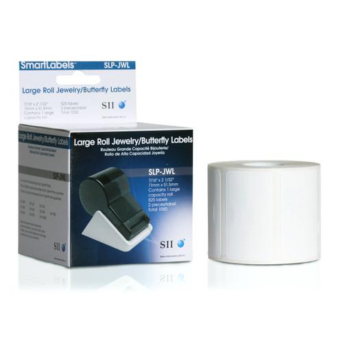 Seiko SLP620/650 0.4375 x 2.03125 White Jewelry SLP-JWL