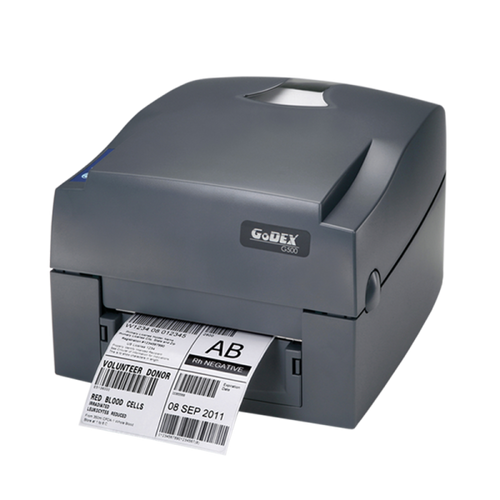 "DTT500 4"" Thermal Transfer Barcode Label Maker, 203 dpi, 4 ips (99694)"