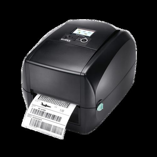 """DTT730i 4"""" Thermal Transfer Barcode Label Maker Color Display, 300 dpi, 5 ips (99710)"""