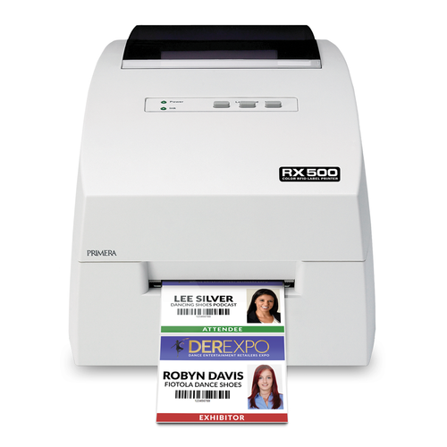 Primera RX500 Color RFID Label Printer
