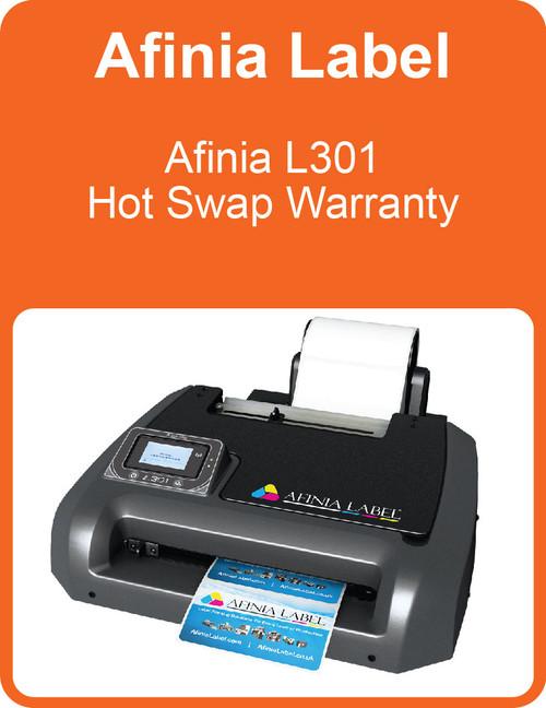Afinia L301 Hot Swap Warranty (AL-32526)