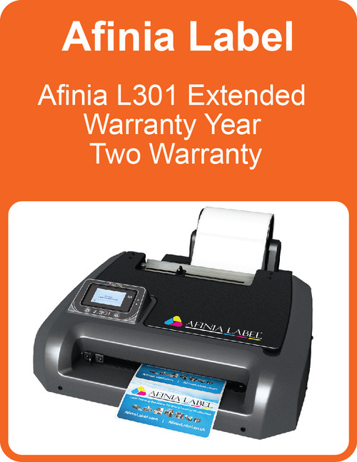 Afinia L301 Extended Warranty Year Two Warranty (AL-32512)