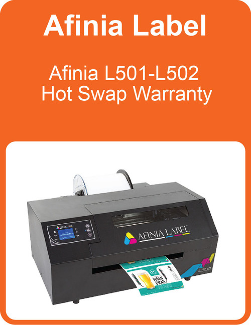 Afinia L501 - L502 Hot Swap Warranty (AL-32547