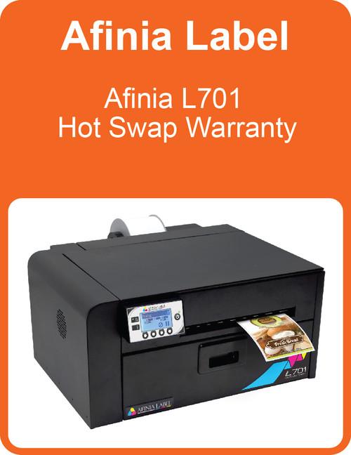 Afinia L701 Hot Swap Warranty (AL-32568)