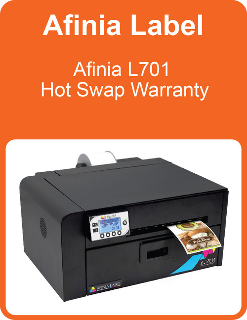 Afinia L701 Hot Swap Warranty (AL-32568)