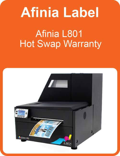 Afinia L801 Hot Swap Warranty (AL-32589)