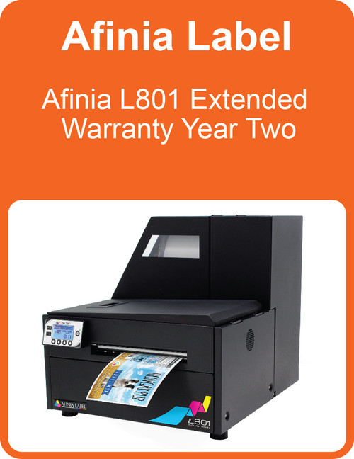 Afinia L801 Extended Warranty Year Two (AL-32575)