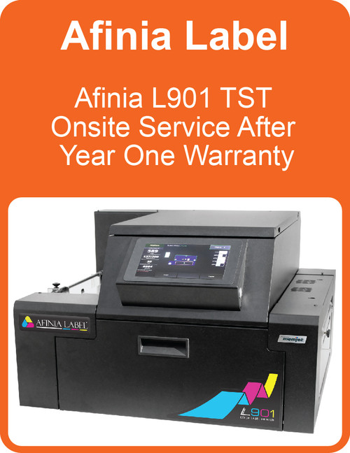 Afinia L901 TST Onsite Service After Year One Warranty (AL-32638)