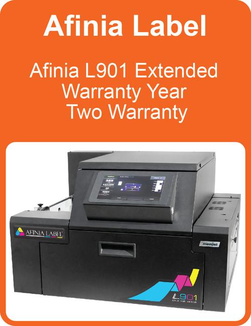 Afinia L901 Extended Warranty Year Two Warranty (AL-32596)