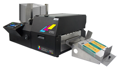 Afinia CP950 Plus Colour Inkjet  Packaging Printer