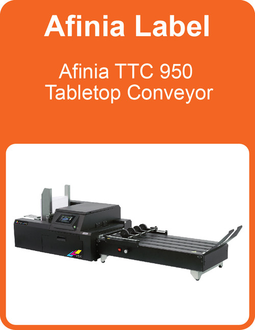 Afinia TTC 950 Tabletop Conveyor (AL-34136)