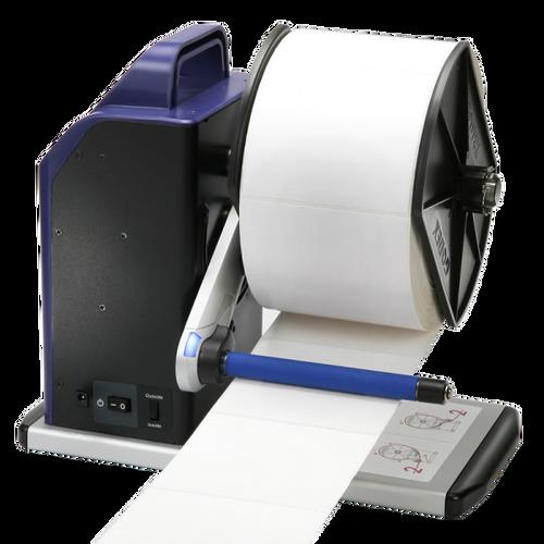 "T-10 VR Color Label Rewinder, 4"" Wide for Epson TM-C3500/C6000 Printers"
