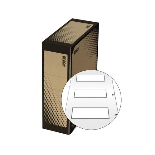 Epson/K-Sun Z-Series BULK-LD HST AWG 14-22 X 25MM BLACK ON WHITE 500/ROLL