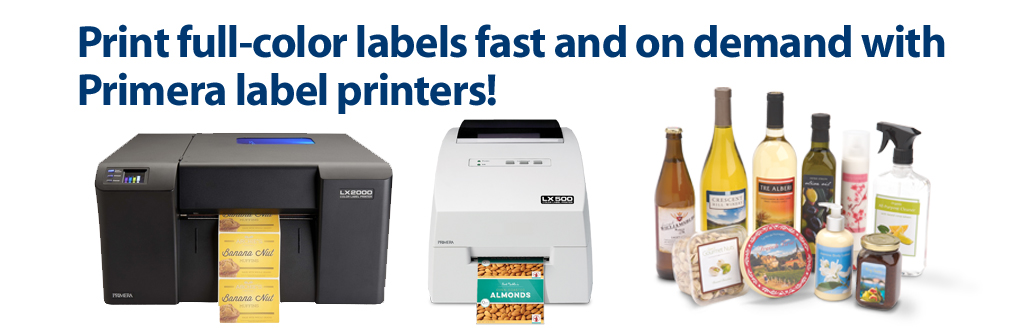 Label Printers Canada - Label Maker Ink | Argon Technology
