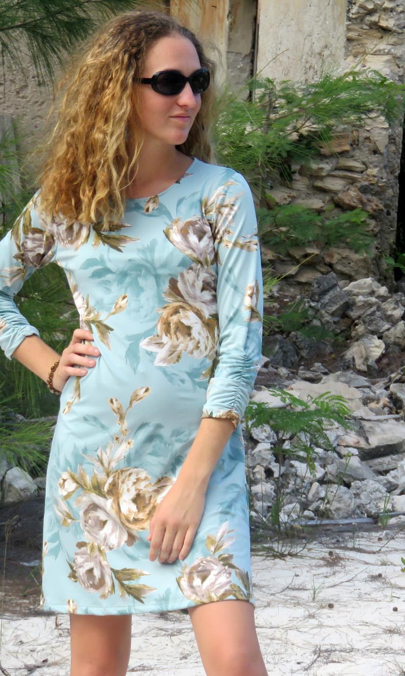 Seaside Garden Julie Dress