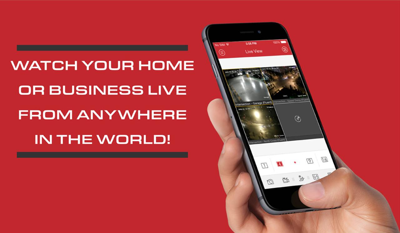 8 Samsung Camera CCTV Wisenet HD Security Camera system SCV-6083R