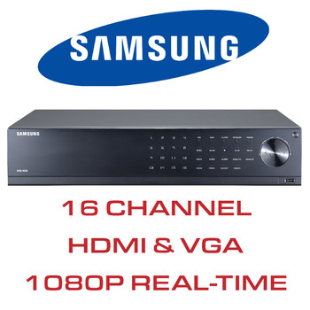 Samsung 16 Channel DVR with HDMI and VGA Output