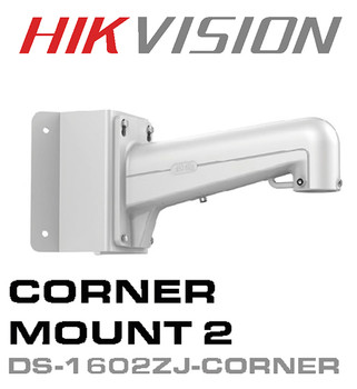 Corner Mount 2 HikVision PTZ external