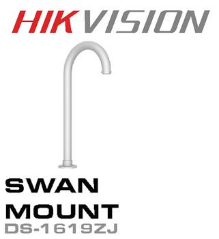 Swan Mount - Swan Neck PTZ Bracket