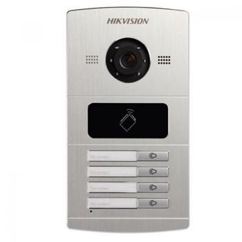 Hikvision Villa Door Station - 4 Button DS-KV8402-IM