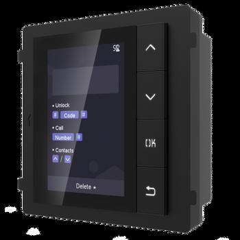 HIKVISION DS-KD-DIS video intercom display module