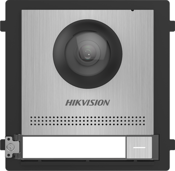HIKVISION DS-KD8003-IME1/S stainless steel video intercom module door station