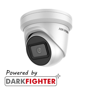 HIKVISION DS-2CD2365G1-I(2.8MM) 6MP fixed lens Darkfighter turret camera with IR