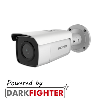 HIKVISION DS-2CD2T85G1-I5(4MM) 8MP 4mm fixed lens Darkfighter bullet camera with IR