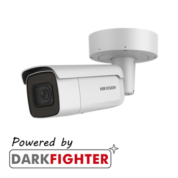 HIKVISION DS-2CD2686G2-IZS AcuSense 8MP motorized varifocal lens Darkfighter bullet camera with IR
