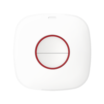 HIKVISION DS-PDEB2-EG2-WE AX PRO Series Wall-mounted Wireless Emergency Button (dual button)