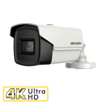 HIKVISION DS-2CE16U1T-IT3F(3.6MM) 8MP fixed lens bullet camera