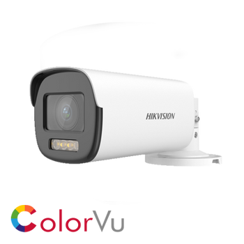 HIKVISION DS-2CE19DF8T-AZE 2MP varifocal colour PoC bullet camera