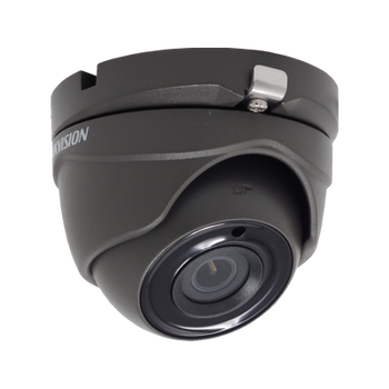 HIKVISION DS-2CE56H0T-ITME(2.8MM)/GREY 5MP fixed lens PoC EXIR eyeball camera