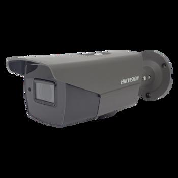 HIKVISION DS-2CE16H0T-IT3ZE/GREY 5MP motorized varifocal lens EXIR POC bullet camera