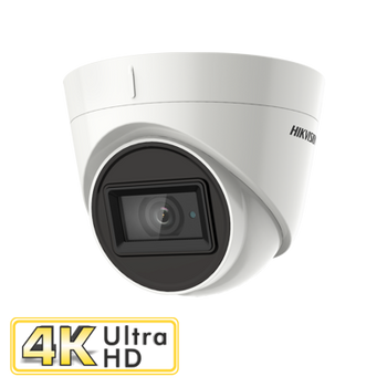HIKVISION DS-2CE78U1T-IT3F(2.8MM) 8MP fixed lens turret camera