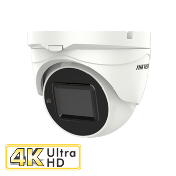 HIKVISION DS-2CE79U1T-IT3ZF 8MP motorized varifocal lens eyeball camera