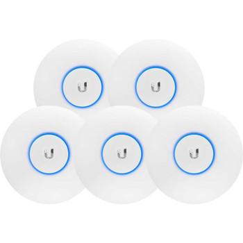 Ubiquiti UniFi UAP-AC-Lite-5 Indoor Access Point (5 Pack)