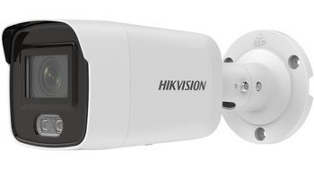 HIKVISION DS-2CD2T27G2-L(2.8MM) 2MP ColorVu AcuSense fixed bullet camera