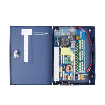 PowerUp 9-channel Muti-Way Boxed Power Supply CCTV