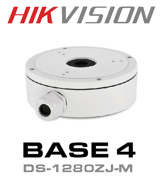 Base 4 - Deep Base Junction Box
