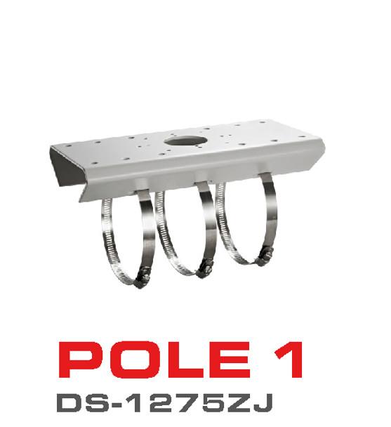 Pole 1 - Pole Mount Bracket