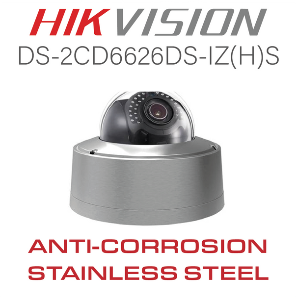Hikvision Military IP Dome DS-2CD6626DS-IZ(H)S