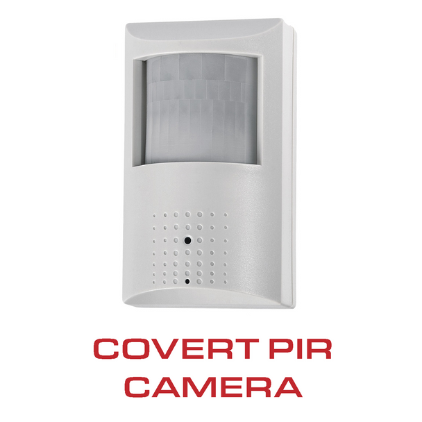Covert PIR HDC Camera