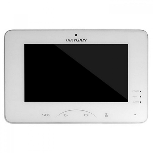 Hikvision Touch-Screen Indoor Station DS-KH8301-WT